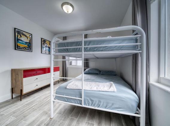 Peter Pan Crew House Captain Hook Bedroom