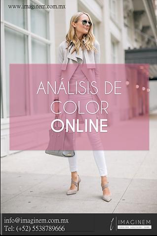 Análisis de Color Online