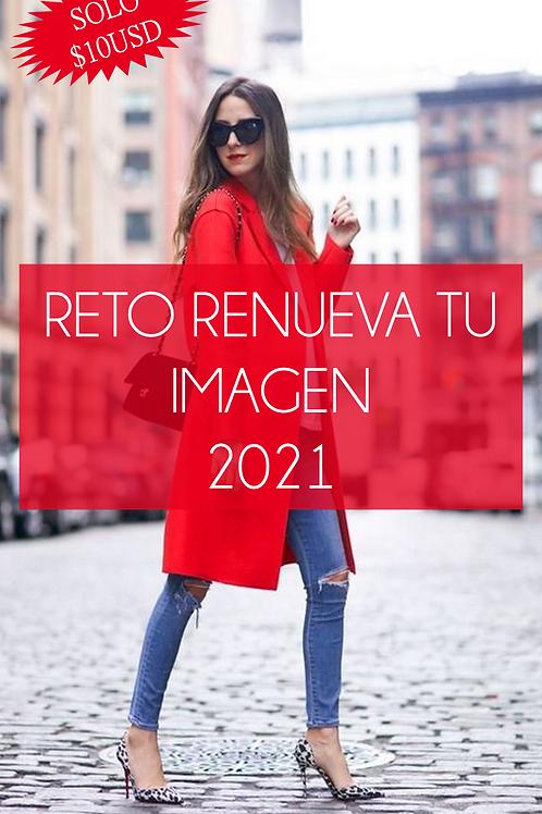 Reto Renueva tu Imagen 2021