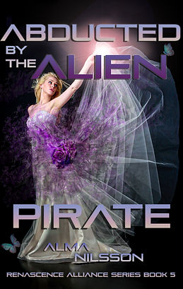 Abducted by the Alien Pirate Book 5ebook