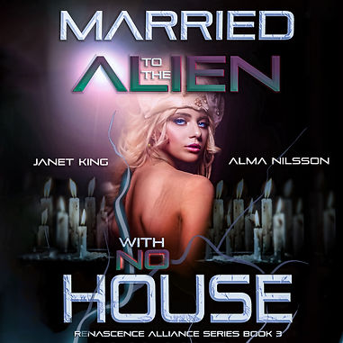 Married to the Alein with no house Book