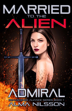 Married to the Alien Admiral book one eb