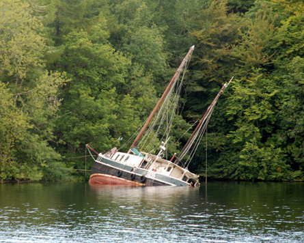Eala Bhan (SY295) wreck