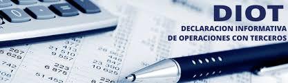 Publica SAT segunda actualización del DIOT 2019 IMPORTANTE: La versión de DIOT 1.2.0 publicada 1/Feb