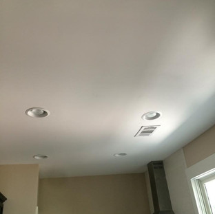 AfterKitchen Ceiling