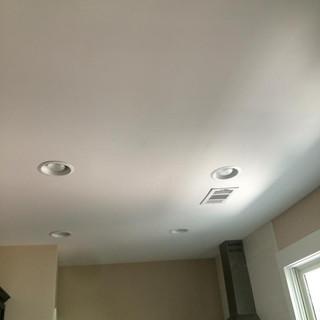 AfterKitchen Ceiling