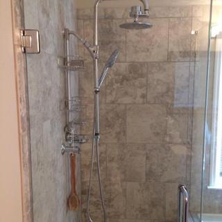 MB shower