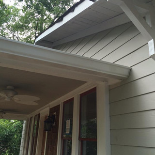 After Front Cornice