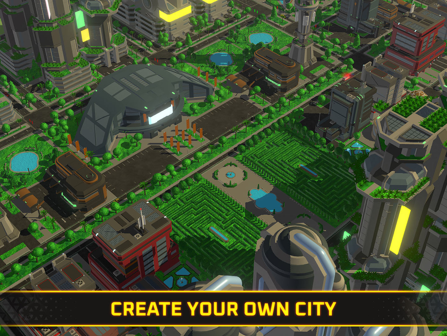 Create your own city