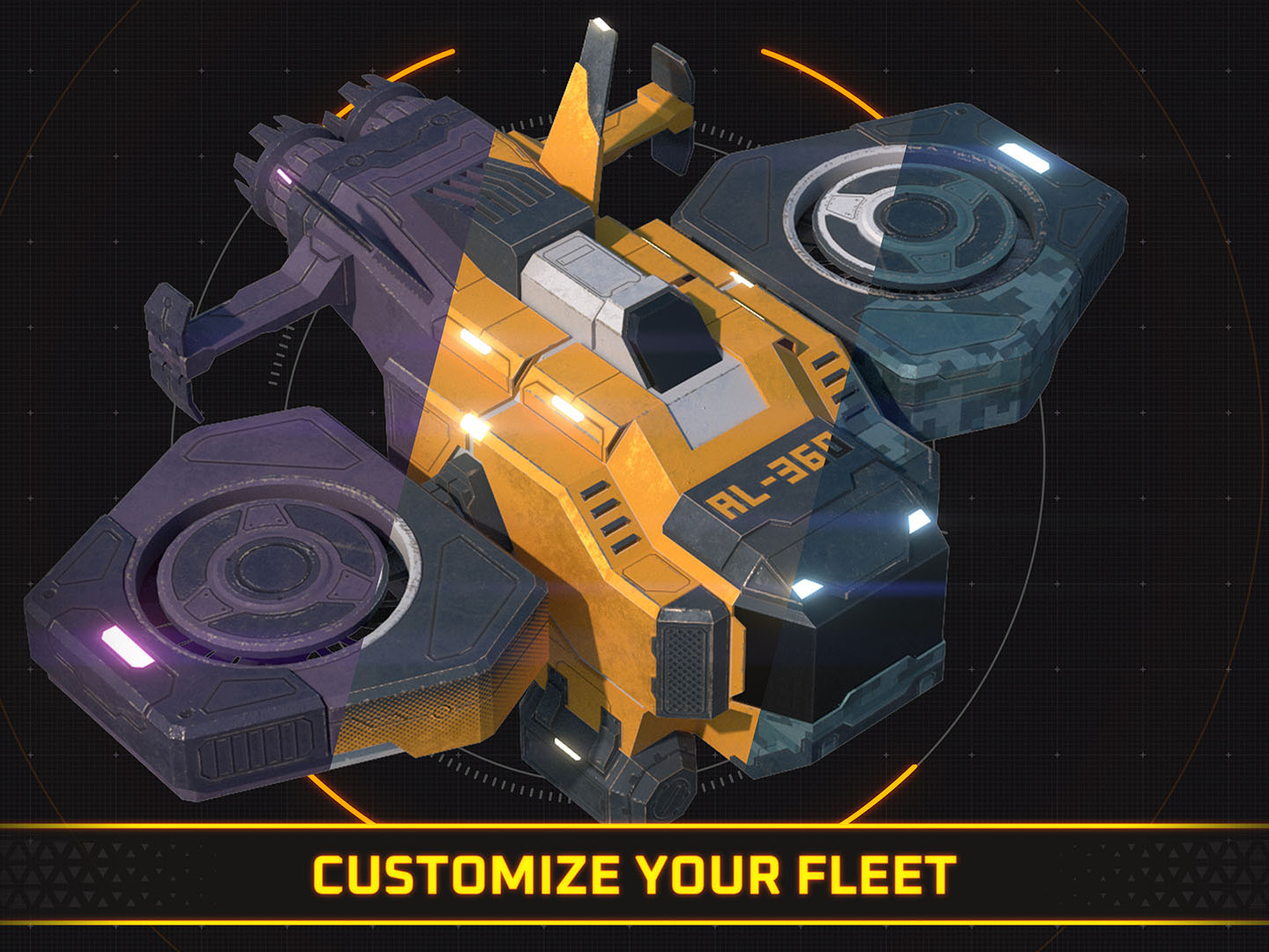 Customize your fleet