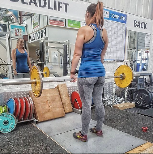 Ladies Lift - Deadlift, Squats and Lunges