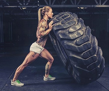Tyre flipping for beginners