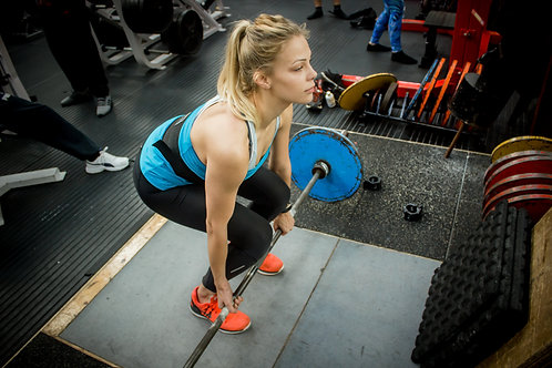 Ladies Lift - 4 x 1 Hour Personal Training with Adrian