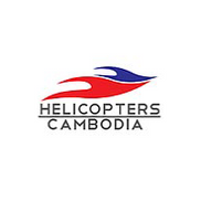 Helicopters Cambodia Logo