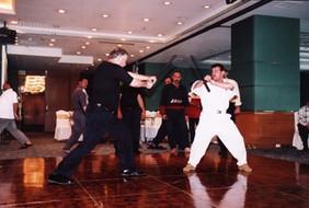 John Muller PR 24 Training Iraqi Police.