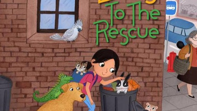 Dalis to the Rescue Book