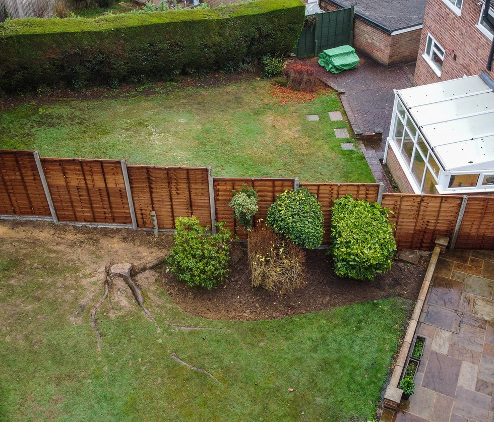 Sustainable Panel Fencing With Concrete