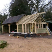 Two Bay Barn Extension