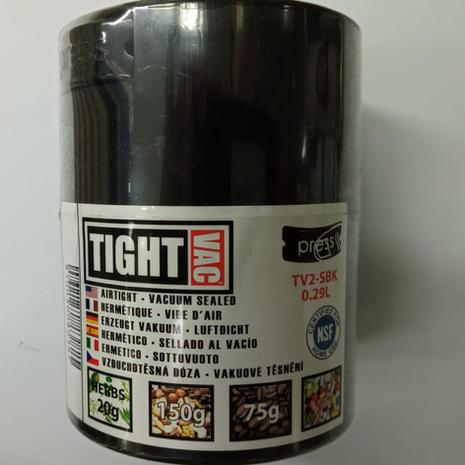 קופסת אחסון לשמירה על הטריות TIGHT VAC 0.29