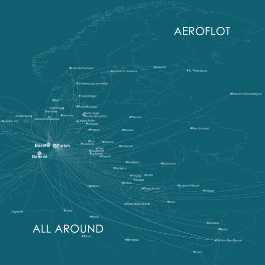 Aeroflot - All Around - 2018