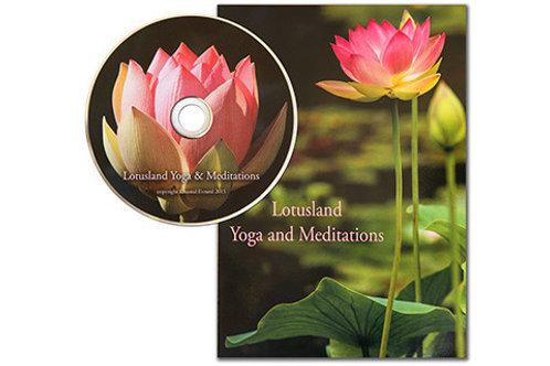 Lotusland Yoga and Meditations DVD