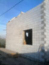 НЕСЪЕМНАЯ ОПАЛУБКА ЭВА. Облицовка стен готова раньше кровли.