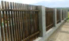Применениенесъемной опалубки ЭВА в строительсве забора