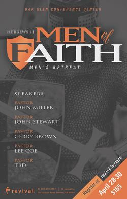 Men of Faith / Poster