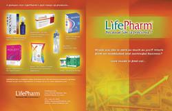 LifePharm / Brochure