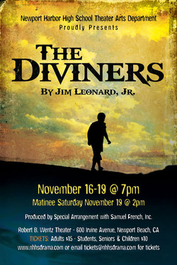 The Diviners / Poster