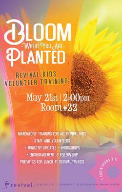 Revival Kids / Poster