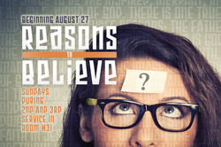 Reasons to Believe Class