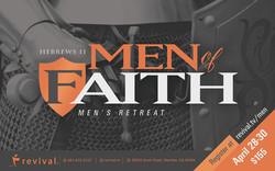 Men of Faith Retreat