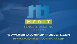 Merit Fence & Decking