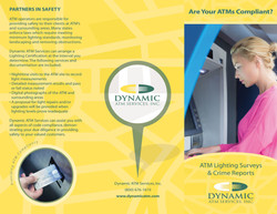 Dynsmic ATM / Trifold / Outside