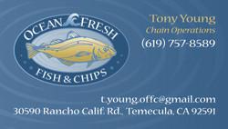 Ocean Fresh Fish & Chips