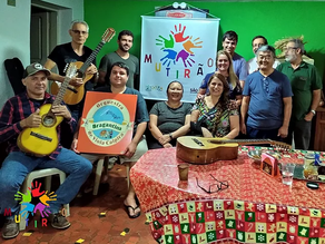 Oficina de Viola Caipira em Bragança Paulista