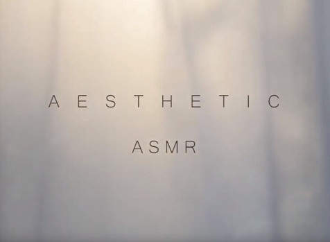 Aesthetic ASMR 'it can be hard creating when it feels like you don't have much of an audience'