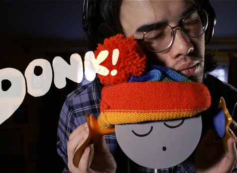 Making a Microphone with ASMR Donk