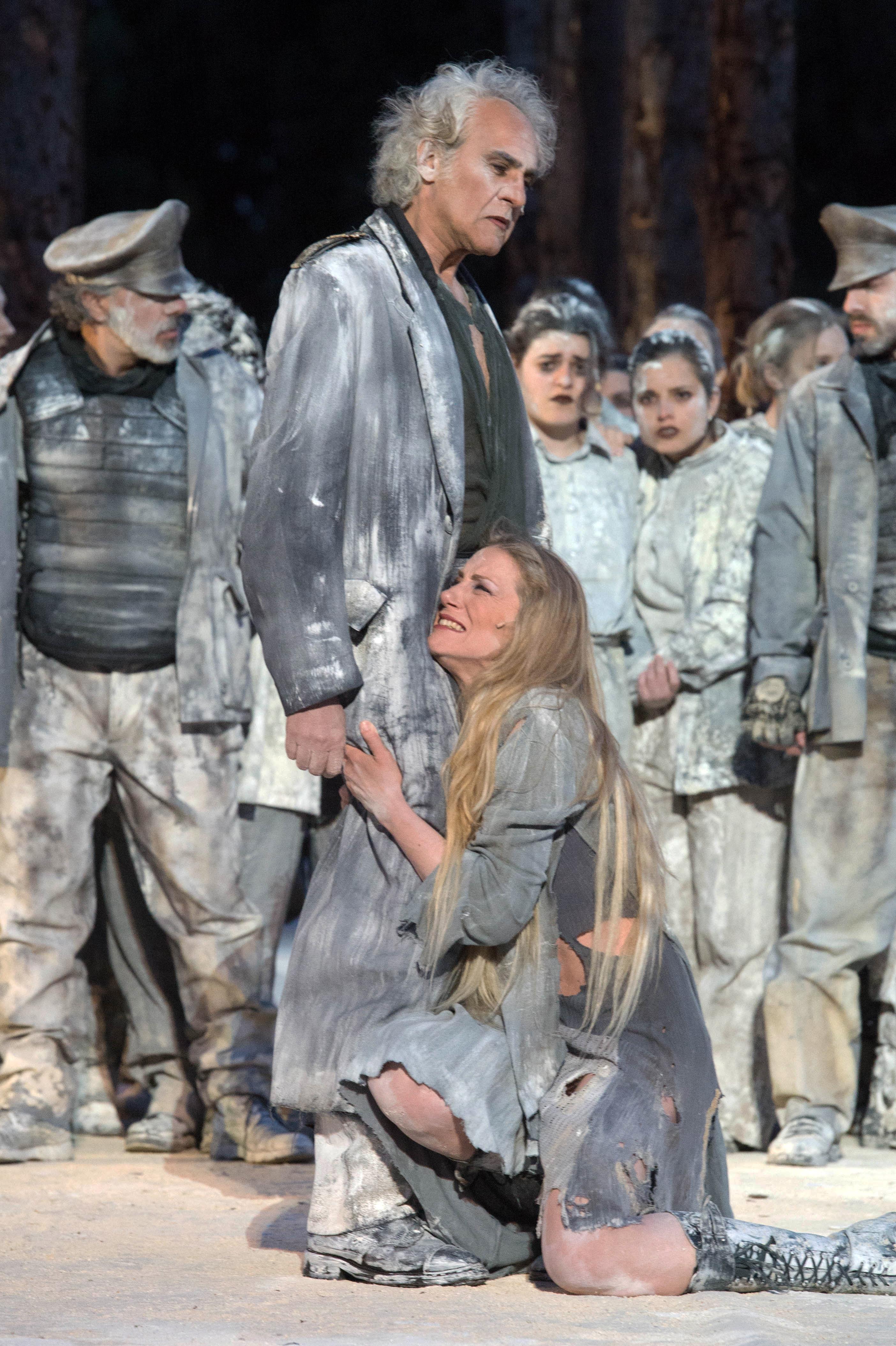Elena e Menelao (Graziano Piazza)