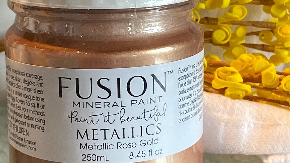 Metallics - Metallic Rose Gold