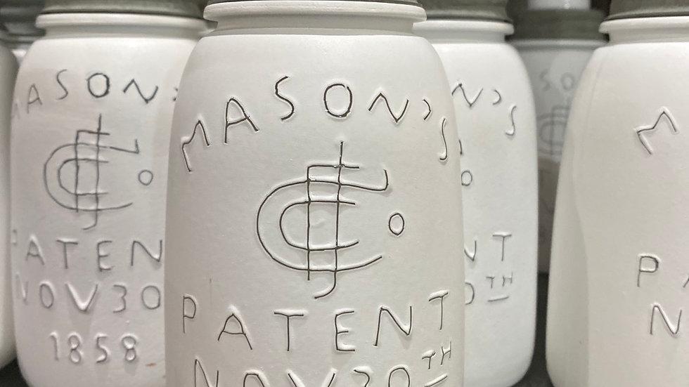 Mason Soap Dispenser
