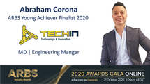 TechIN is delighted to invite you to join us at the 2020 ARBS AWARDS GALA – ONLINE