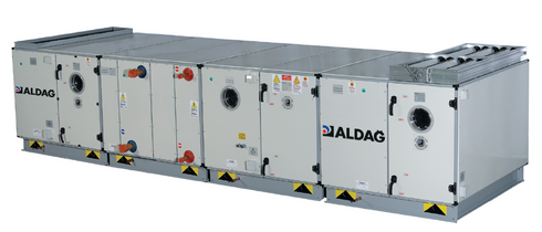 ALDAG modular AHU