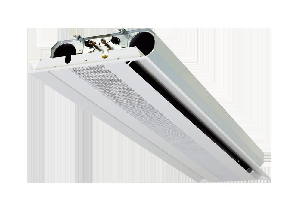 TFS2 Chilled beam
