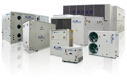 EXP - Polyvalent heat pumps