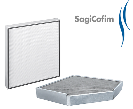 SagiCofim HEPA filter