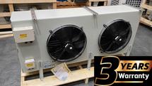 3 Years Warranty - Refrigeration Heat Exchangers -EDEN