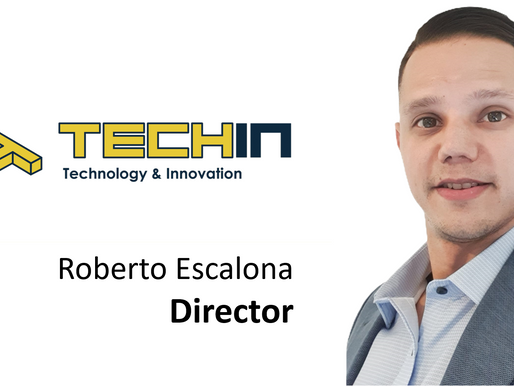 A warm welcome to Roberto Escalona as a new Company Director