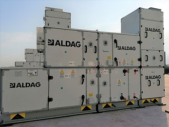Modular - Air handling units